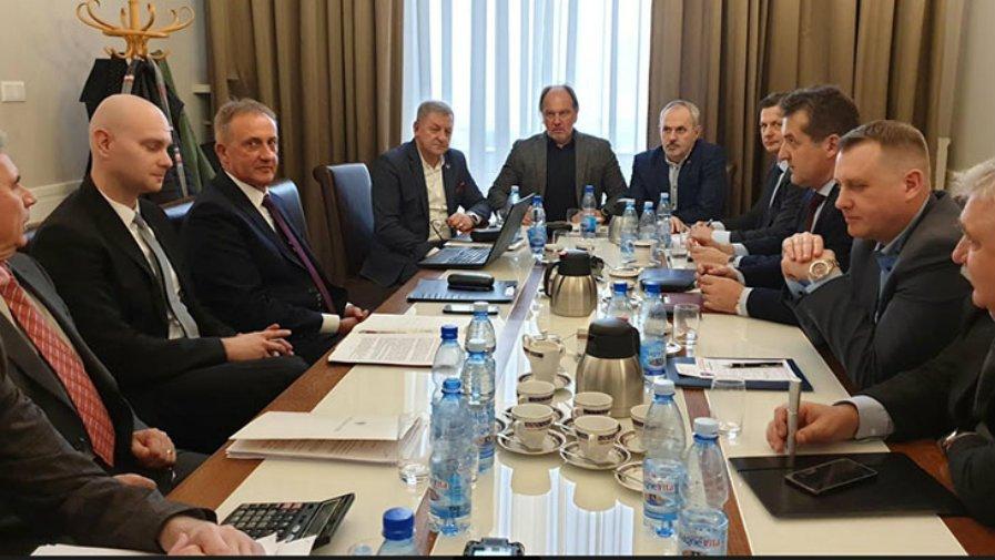 19 - 03 - 2019 - MSWiA, odbyło się spotkanie wspólnego zespołu ministerialnej i społecznej (...)